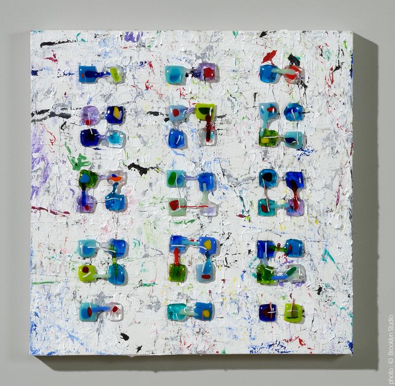 PIZZICATI - 2008 - 50 x 50 cm