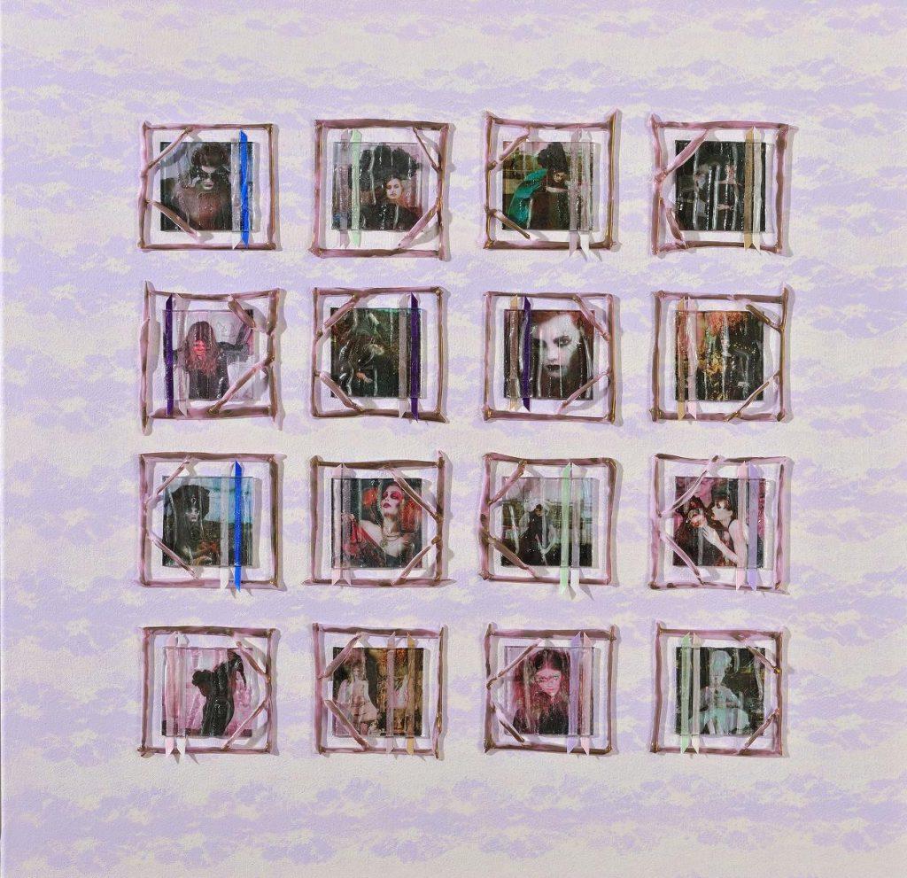 LILITH - 2012 - 100 X 100 cm