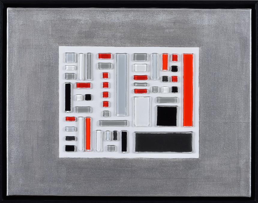 SIGNAUX - 2015 - 65 X 50 cm
