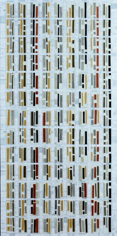 WALL STREET - 2016 - 195 X 97 cm
